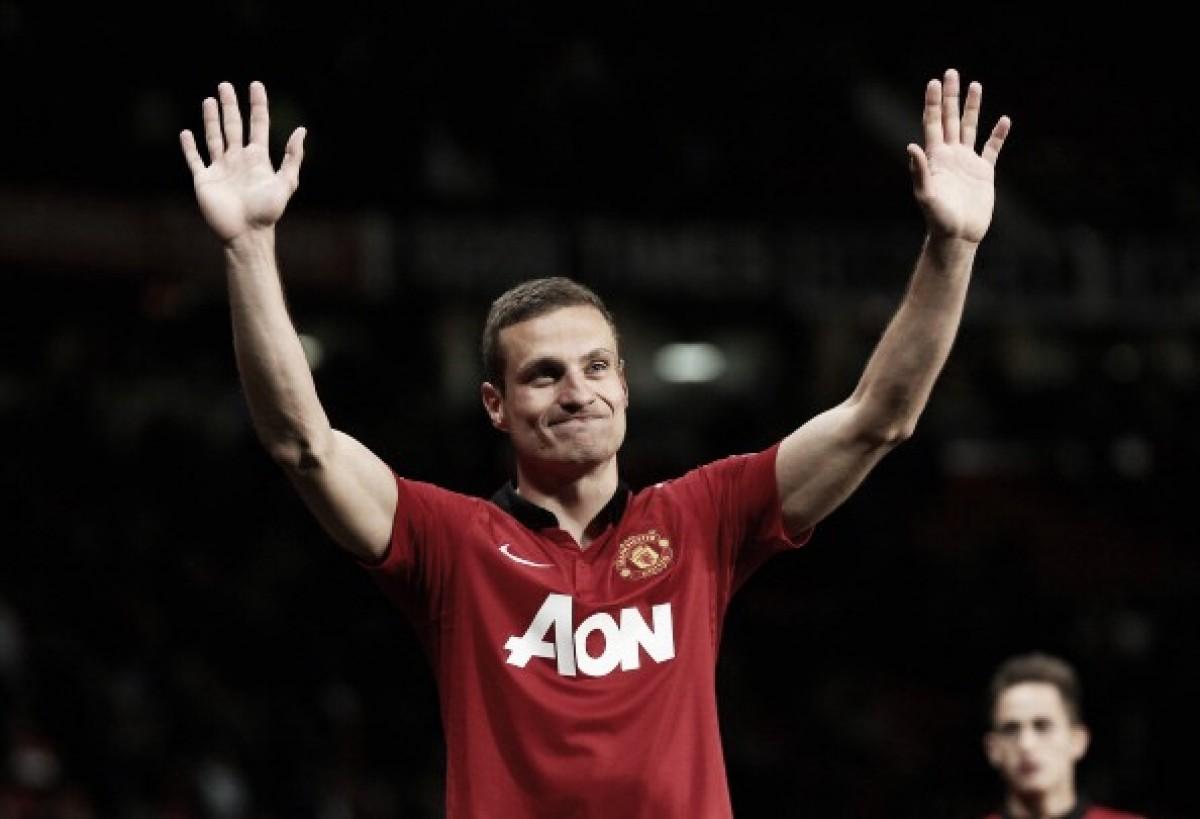 """Ex-capitão,Vidić vê atual Manchester United sem vontade: """"Tem que mostrar desejo"""""""