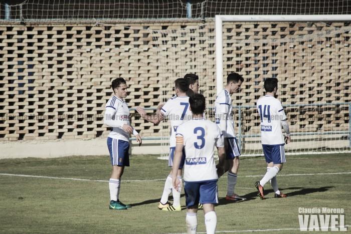 El Deportivo Aragón suma su primera victoria del año