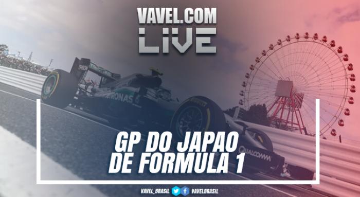 Grande Prêmio do Japão de F1 ao vivo online