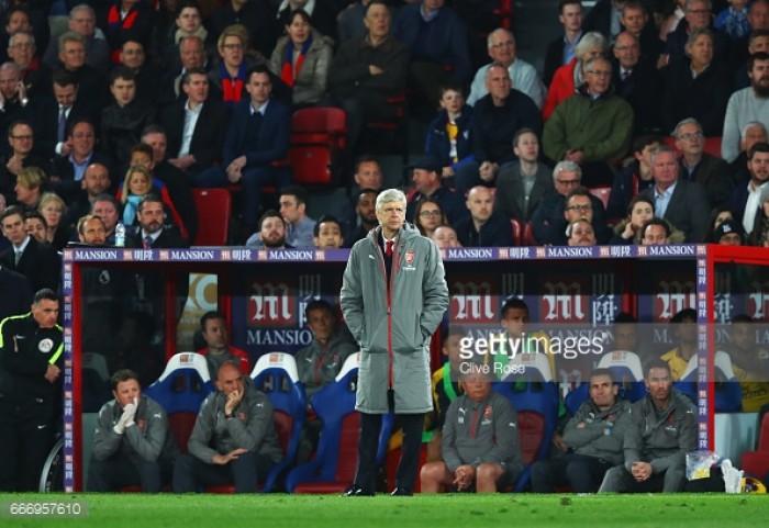 Palace humiliates Arsenal, Pressure mounts on Wenger