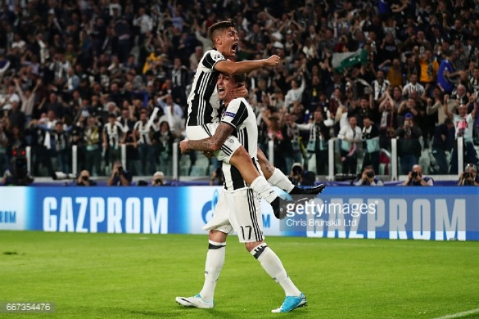 Dybala's brace gives Juventus edge over Barca in CL quarters