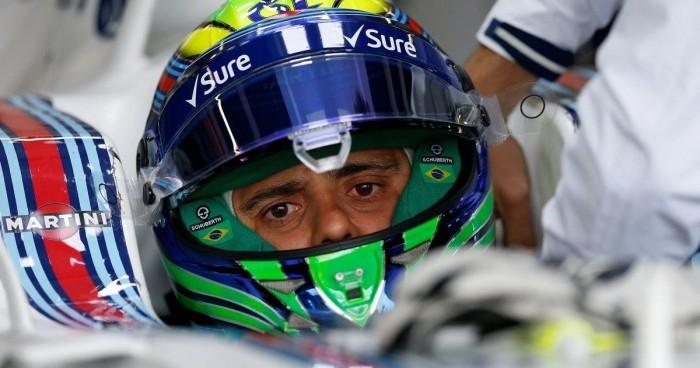 F1, Monza - Massa si prende le FP3 bagnate, i big restano ai box