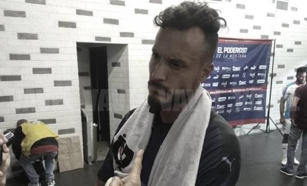 """David González: """"Esto solamente puede ir para arriba"""""""