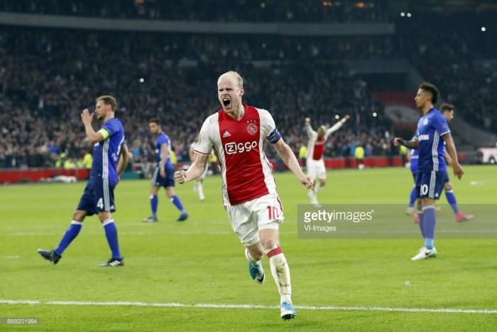 Ajax 2-0 Schalke 04: Die Knappen have no answer to Dutch side dominance