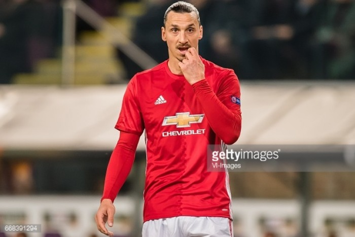 Manchester United release Zlatan Ibrahimović after one season