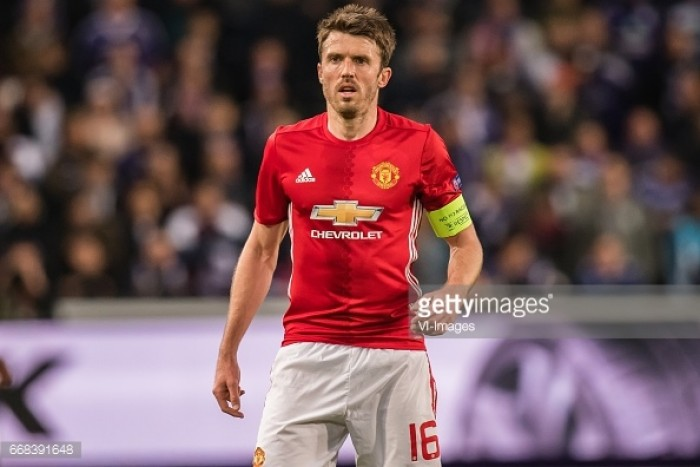 Michael Carrick announced as new Manchester United captain following Rooney exit