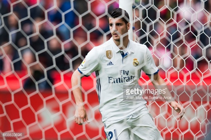 René Meulensteen believes that Álvaro Morata is the strongest option for Manchester United