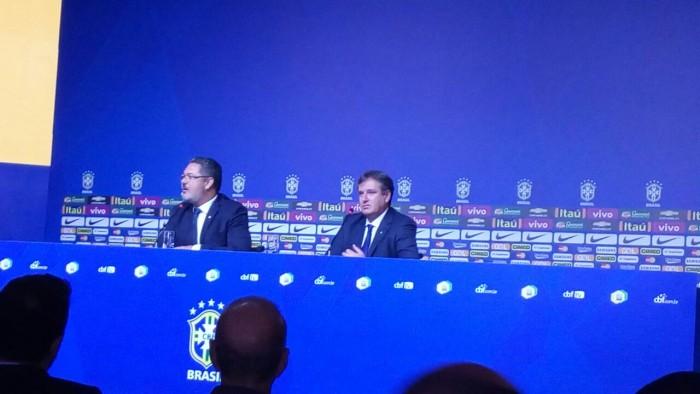 Micale anuncia seleção olímpica convocada para Rio 2016; Fernando Prass está presente