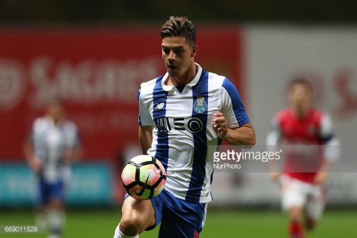Milan sign complete Andre Silva signing