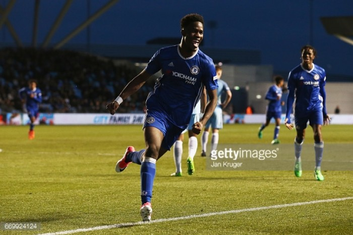Chelsea striker Ike Ugbo signs for Barnsley