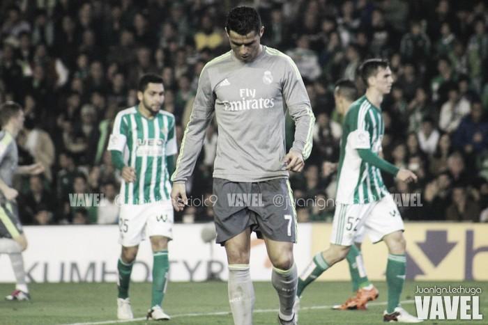 Último antecedente del Betis - Real Madrid, con Zizou ya al mando
