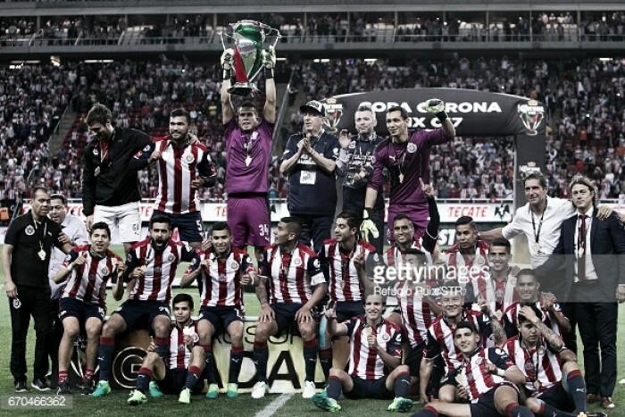 Primer título oficial de Chivas en tanda de penales