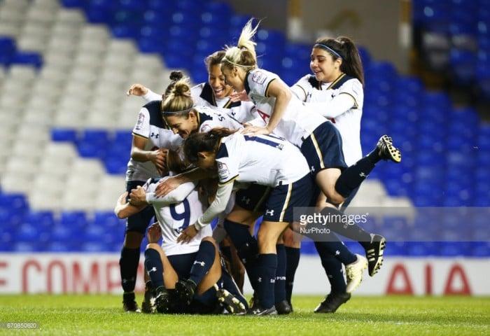 2017-18 WSL 2 season Preview: Tottenham Hotspur