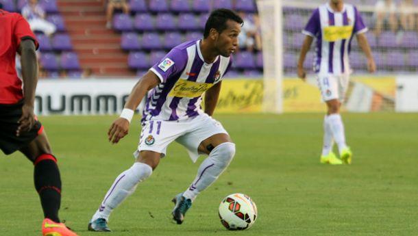 Jeffren deja de pertenecer al Real Valladolid