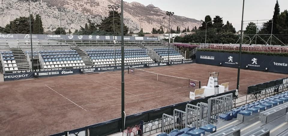 Primeiro torneio profissional em cinco meses, WTA de Palermo divulga chave principal