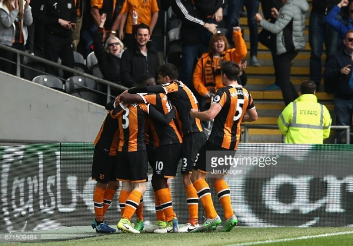 Player Ratings following Hull City's 2-0 win against Watford