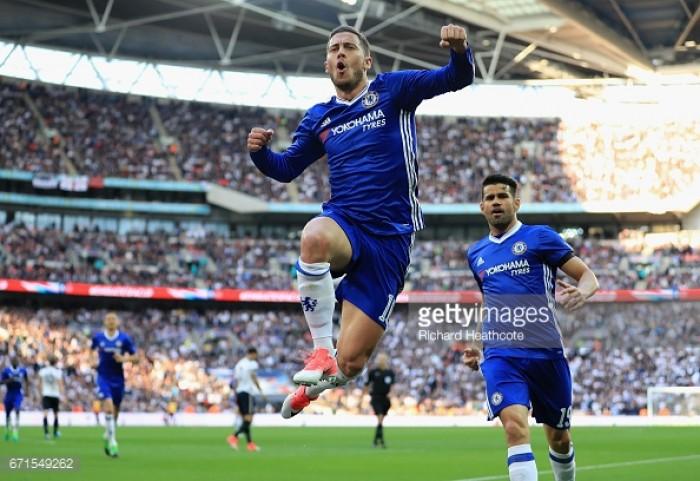 Chelsea 4-2 Tottenham Hotspur: Conte's men leave Lilywhites feeling the Wembley blues once again