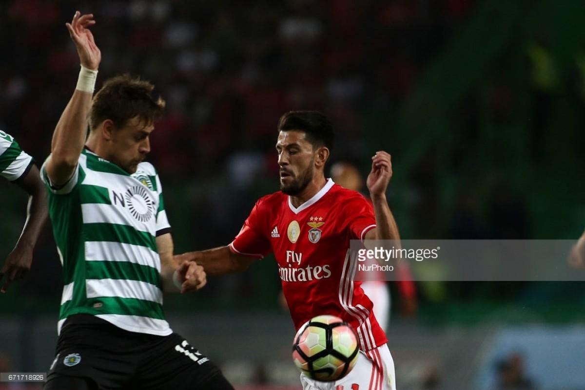 Assim vivemos o Sporting x Benfica, dérbi lisboeta para a Liga NOS 2017/18
