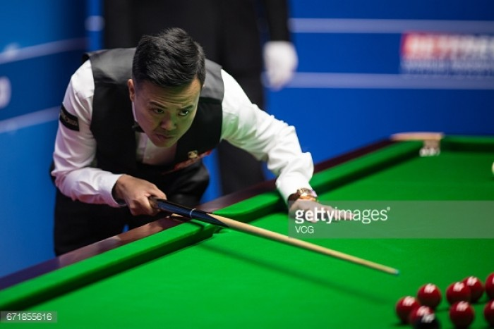 """Marco Fu completes quarter-final line-up after """"awful match"""" with Neil Robertson"""