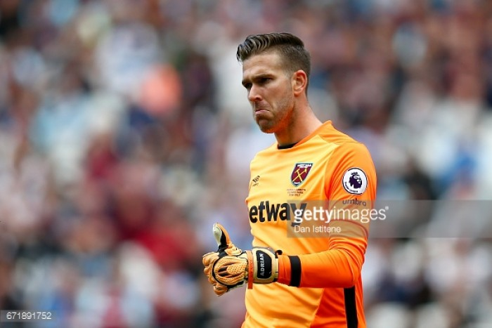 """Adrián admits West Ham """"could have got more"""" from Everton stalemate"""