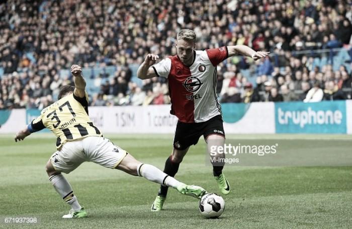 Resumen Feyenoord 4-2 Vitesse en la Supercopa de Holanda 2017