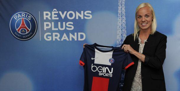 Officiel, Caroline Seger au PSG !