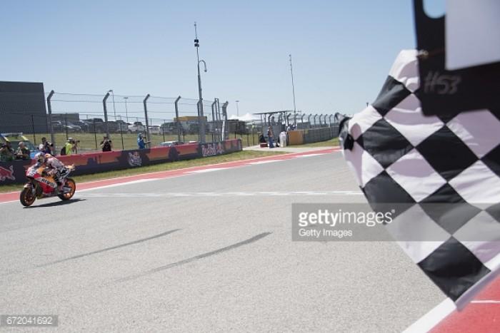MotoGP: Marquez remains King of COTA