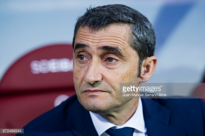 Ernesto Valverde announced as new FC Barcelona manager for 2017/18 season