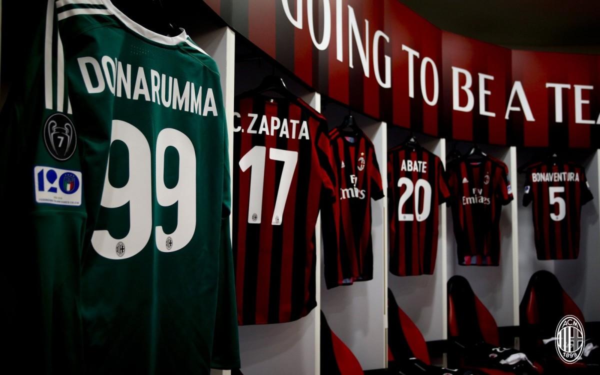 Milan-Verona, le formazioni ufficiali