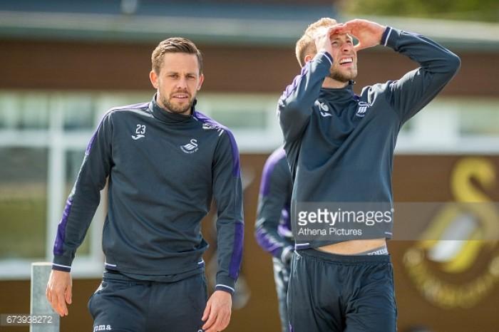 "Mike van der Hoorn admits that Swansea City are ""missing"" Gylfi Sigurdsson"
