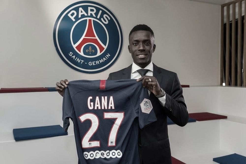 Por €32 milhões, Paris Saint-Germain anuncia contratação deGana Gueye, ex-Everton