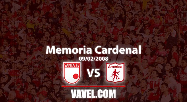 Memoria 'cardenal': En el minuto de Dios, Santa Fe le gana al 'Diablo'