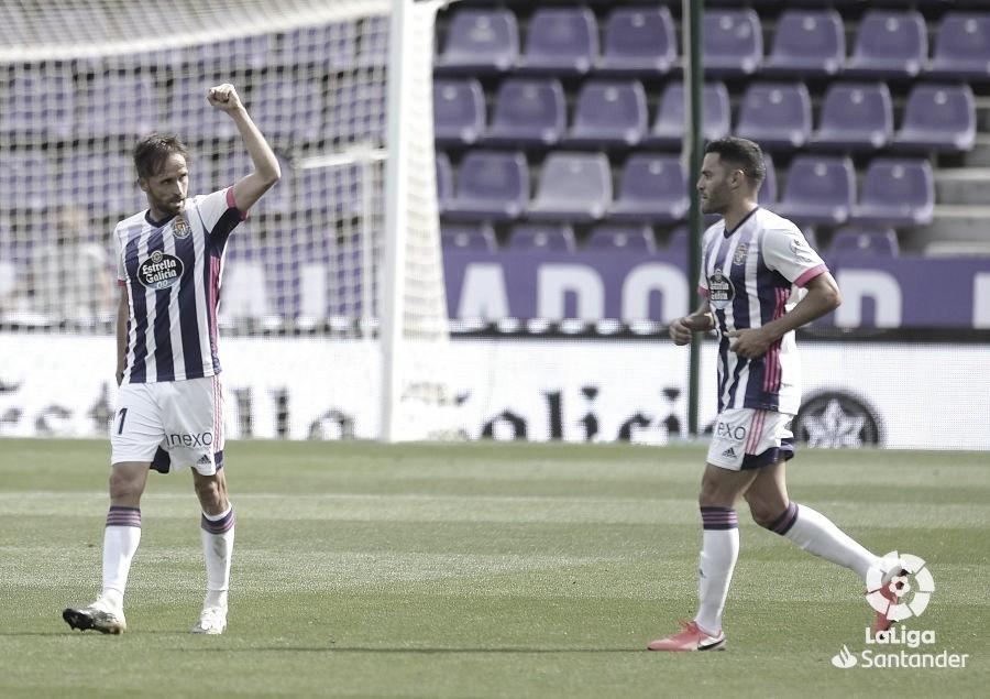 Un Real Valladolid con bajas viaja al Benito Villamarín