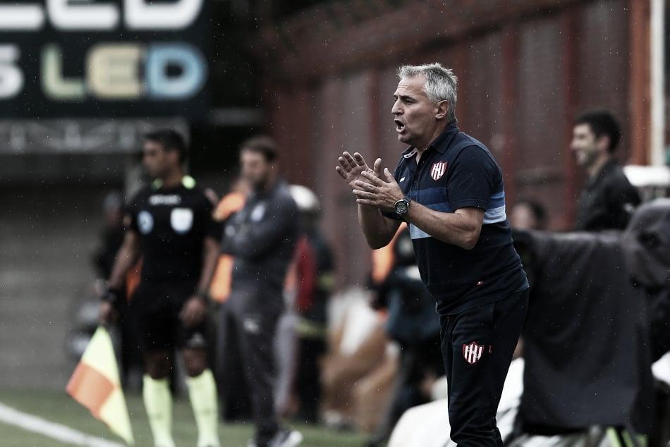 Madelón habló tras la derrota en Rosario