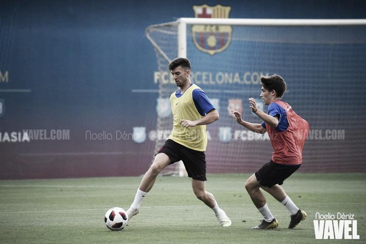 Josep Calavera deja de ser jugador del FC Barcelona