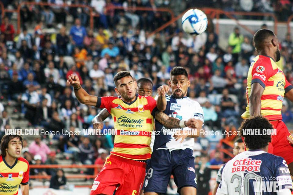 Imágenes del Pachuca 2-1 Morelia en Liga MX Apertura 2019 Jornada 2