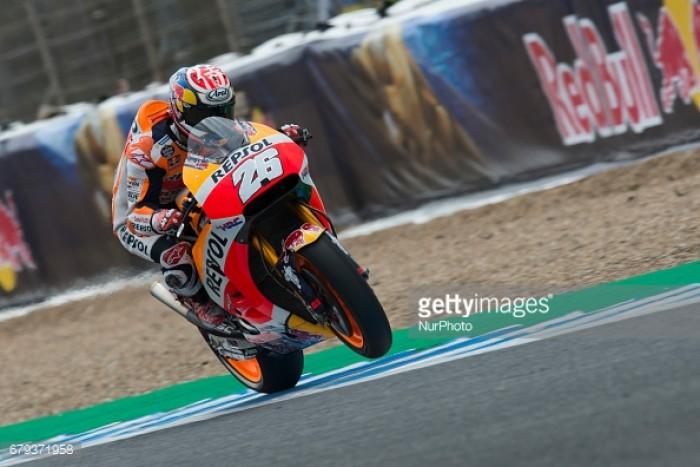 MotoGP: Pedrosa tops FP3 in Jerez