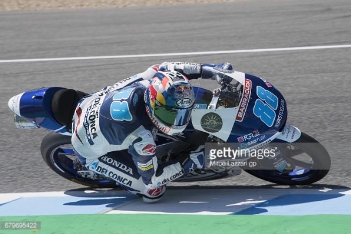 Moto3: Record breaking pole for Martin in Jerez