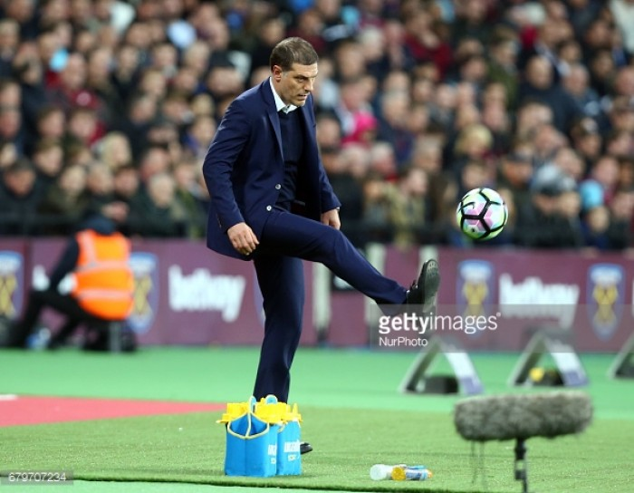 """Cheikhou Kouyaté insists that the West Ham players are """"right behind"""" manager Slaven Bilić"""