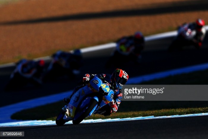 Moto3: Canet collects first victory in Jerez