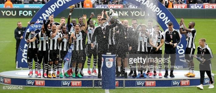 Ten key games that won Newcastle United the Championship title