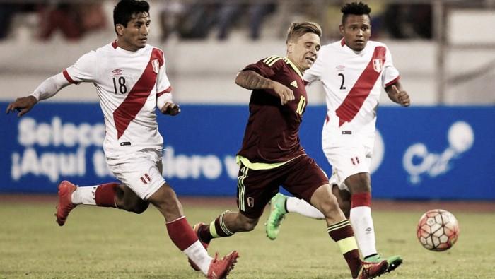 ¿Cómo llegan los Sub-20 a los choques ante Perú y Chile?