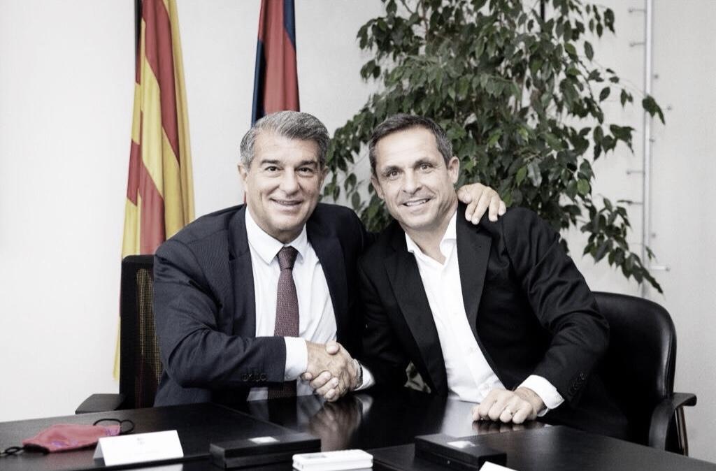 Sergi Barjuan, nuevo técnico del Barça B