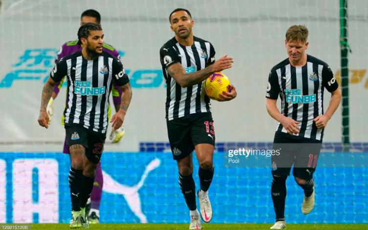 Newcastle United 1-1 Fulham: Wilson saves sluggish Newcastle once again
