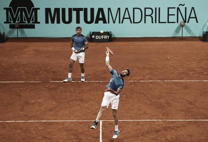 ATP Rome: Ivan Dodig/Marcel Granollers book spot in final with straight sets win