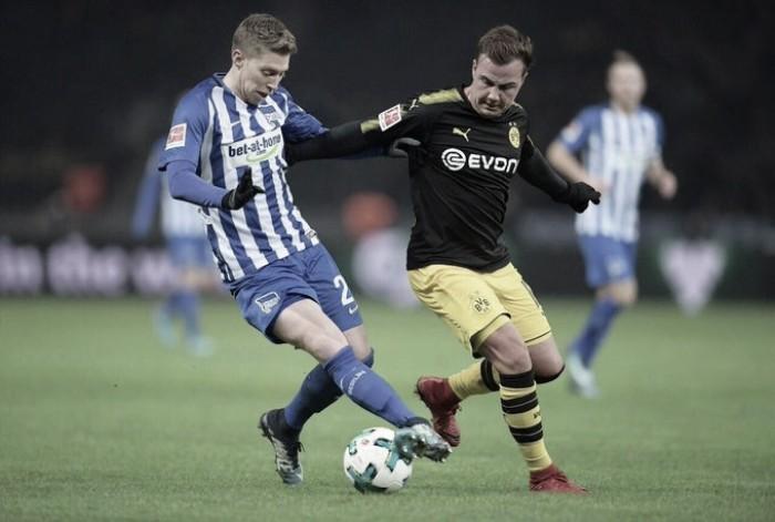 La reacción del Dortmund no alcanzó para ganar