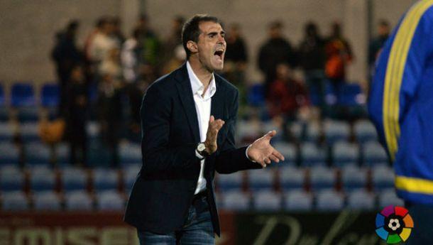"""Gaizka Garitano: """"Creo que el empate ha sido justo"""""""