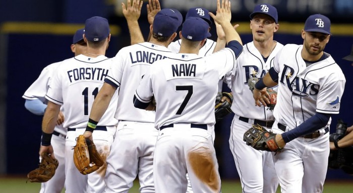 Can Tampa Take The AL East?
