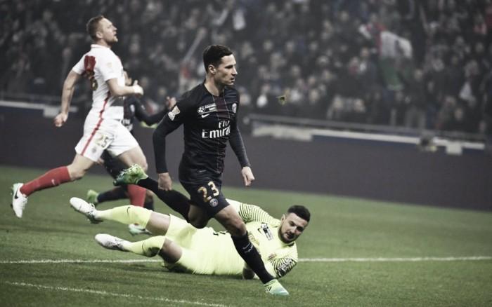 Coppa di Lega, trionfo in finale del Paris SG: Monaco travolto 4-1