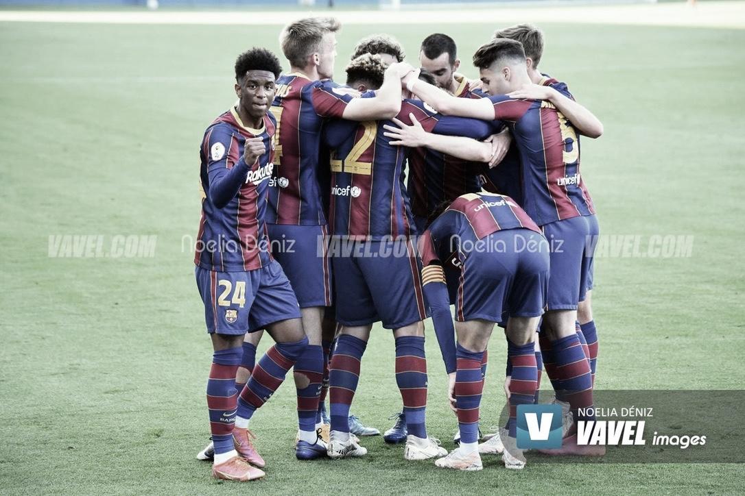 El Barça B ya conoce el calendario de la Primera RFEF